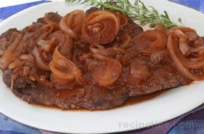 Tender Swiss Steak