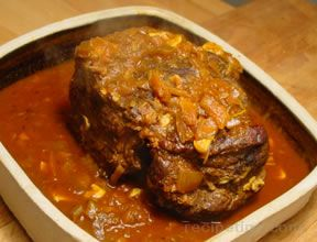 Stracotto Italian Pot Roast Recipe