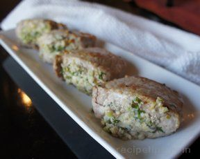 Stuffed Pork Chops 2 Recipe