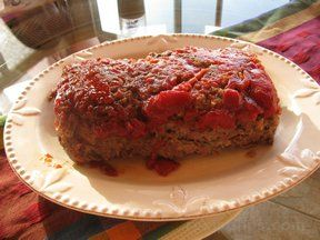Upside Down Meatloaf Recipe