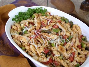Chicken Pasta Salad Recipe