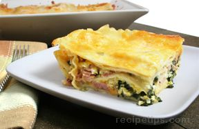 brunch lasagna Recipe