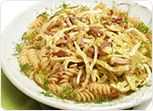 Pasta with Prosciutto and Fennel Recipe