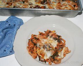 Higgledy - Piggledy Lasagna Recipe