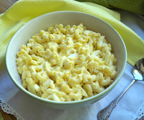 Macaroni Egg Salad Recipe