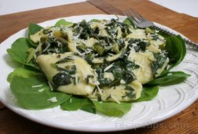 Pasta with Greens Recipe