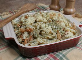 Roasted Cauliflower with Pasta Recipe