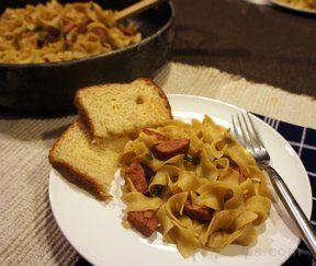 Sausage Pasta Skillet