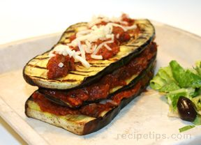 Eggplant Sandwiches Recipe