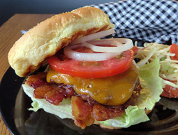 bacon cheeseburger Recipe