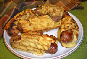 Brats in a Blanket Recipe