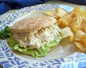 dill chicken salad i think this chicken salad chicken salad sandwiches ...