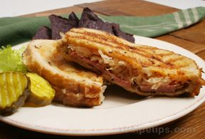 corned beef reuben Recipe