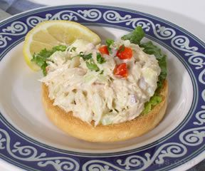Crab Salad Sandwich Recipe