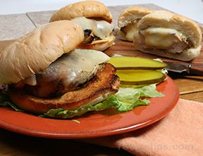 Grilled Cuban Chicken Sandwich