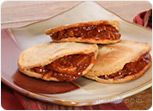 Barbecued Chicken Gorditas Recipe