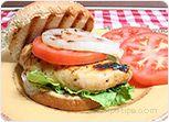 Grilled Caribbean Chicken Sandwich Recipe