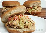 Grilled Oriental Chicken Sandwich Recipe