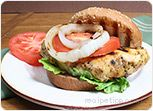 Grilled Peppercorn Chicken Sandwich Recipe