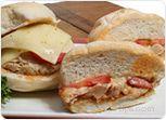 Mexican Telera Sandwich Recipe