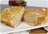 Monte Cristo - Lite Sandwich Recipe
