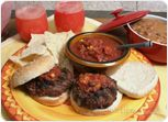 Southwestern Cheeseburger Recipe