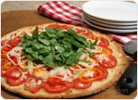 Springtime Pizza Recipe