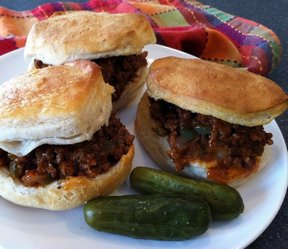 Grandmas Simple Sloppy Joes