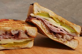 Grilled Cuban Sandwich Recipe - RecipeTips.com