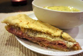 ham  swiss sandwiches Recipe