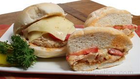 Mexican Telera Sandwich Recipe