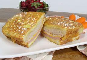 Monte Cristo - Lite Sandwich