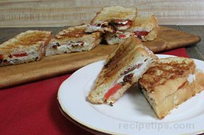 Panini BLT Sandwich Recipe