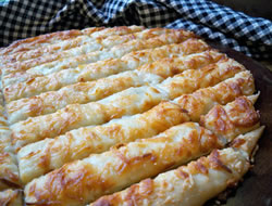 pizza fries Recipe