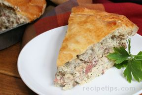 pizza rustica Recipe