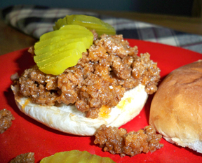 quick and easy sloppy joes Recipe