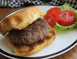Quick-n-Simple Burgers Recipe