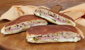 Cuban Cubano Sandwich