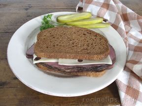 Pastrami on Rye Recipe