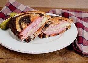 Turkey Pastrami - Grilled
