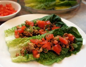 spicy turkey lettuce wraps Recipe