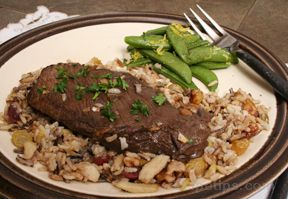 ostrich steak Recipe