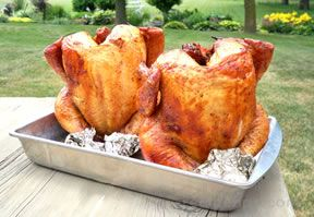 Grilled Beer Can Chicken Recipe