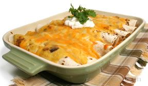 Chicken EnchiladasnbspRecipe