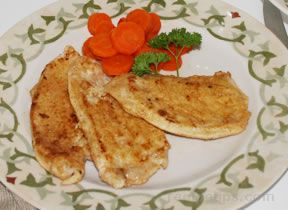 Chicken ScallopinenbspRecipe