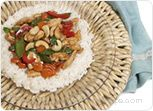Chicken and Cashew Stir Fry Recipe