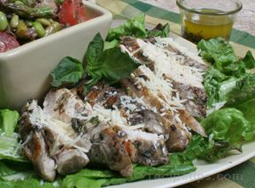 Herb Grilled Chicken Recipe
