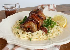 Roasted Quail Recipe