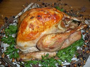 Roasted Turkey Recipe