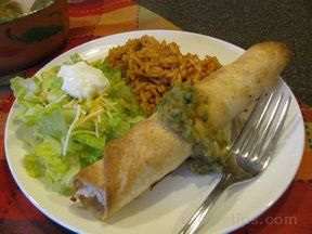 Taquitos by Carlos Recipe
